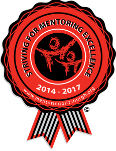 Striving for Mentoring Excellence Web Badge